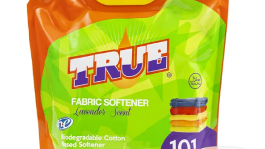 True Plant Based Fabric Softener 101oz