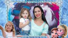 Frozen - 3 anos da Manuella