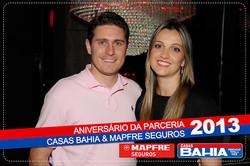 Casas Bahia e Mapfre Seguros