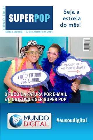 Ação Super Pop Citibank