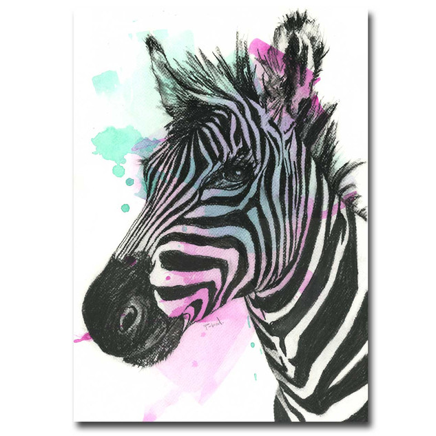 Zephyr the Zebra