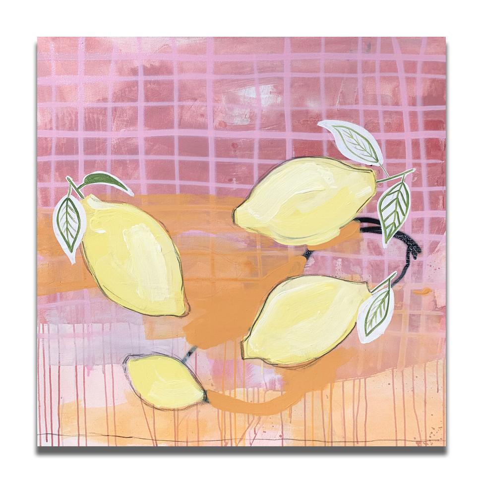 Lemons in Provence