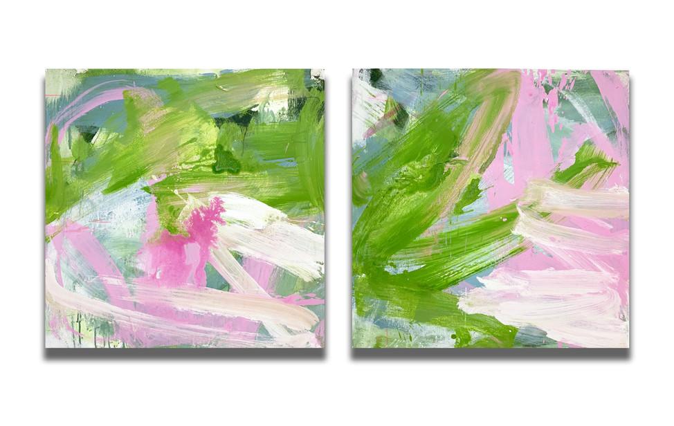Lime Posset I, II