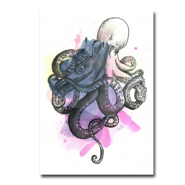 Octavia the Octopus