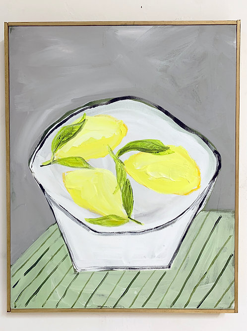 The Last Three Lemons