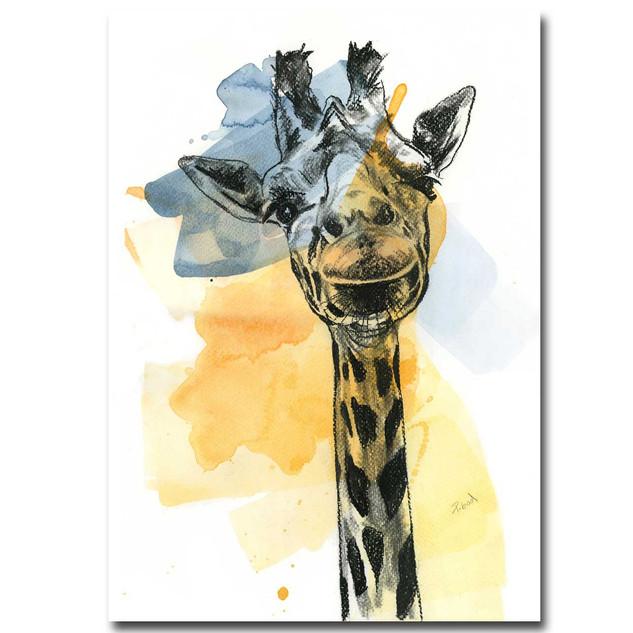 Jeff the Giraffe