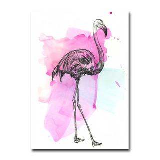 Felicity the Flamingo