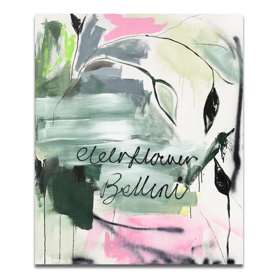 Elderflower Bellini