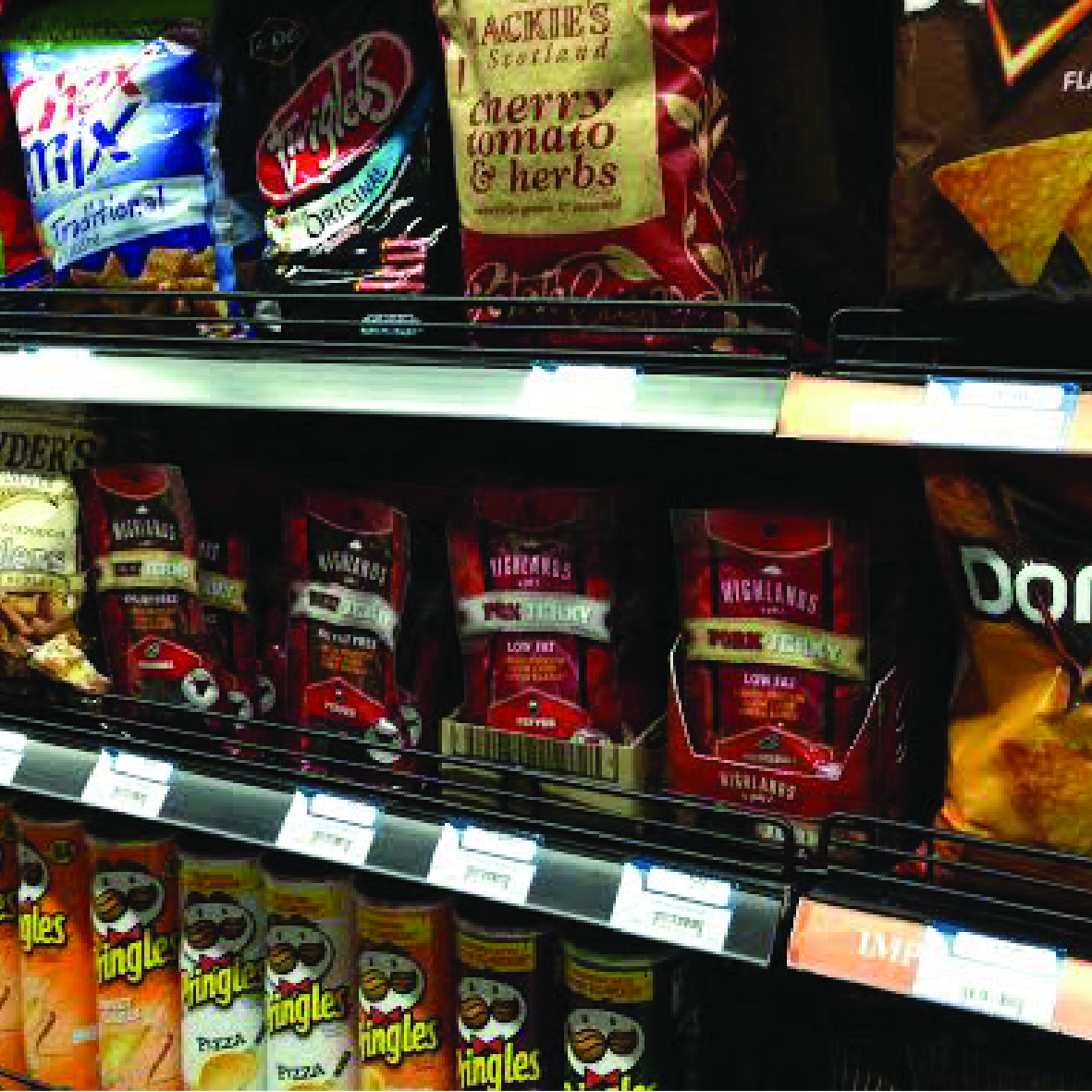 Snack Section