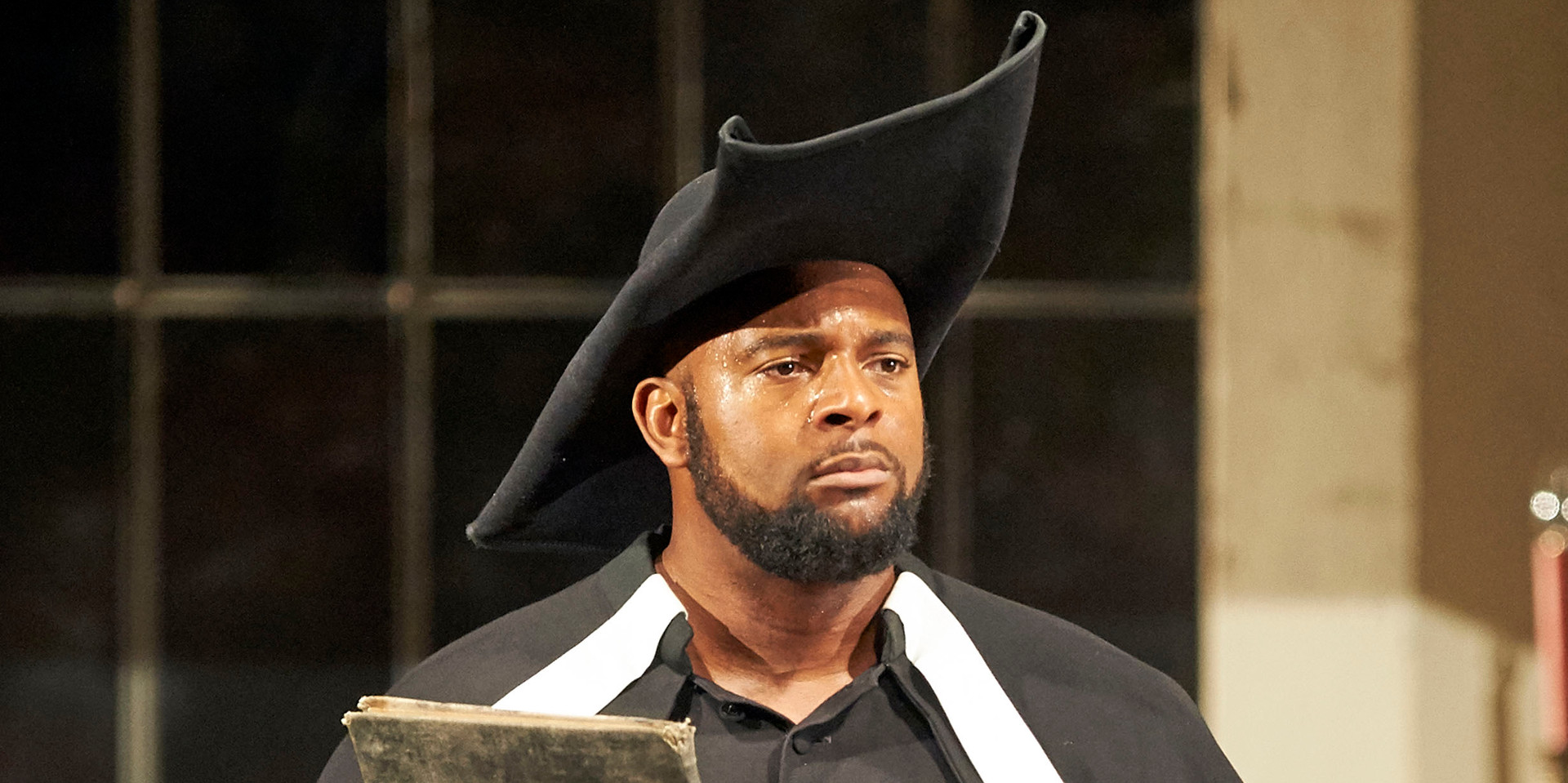 Ryan Speedo Green as Basilio in Il Barbiere di Siviglia