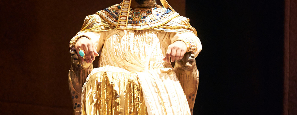 Ryan Speedo Green as King in Aida