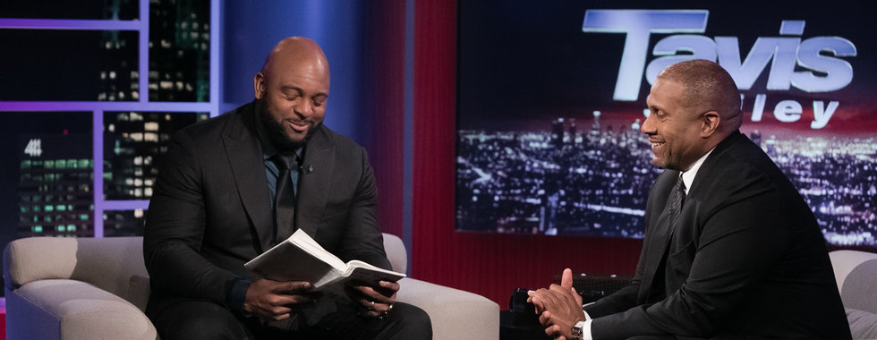 Ryan Speedo Green on the Tavis Smiley Show