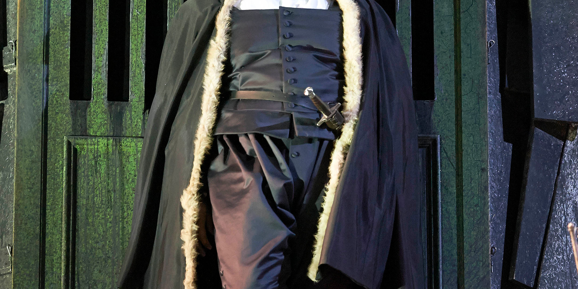 Ryan Speedo Green as Sparafucile in Rigoletto