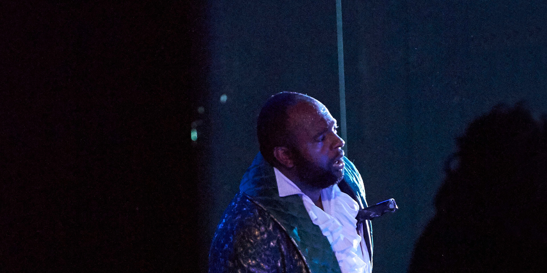 Ryan Speedo Green as Commendatore in Don Giovanni