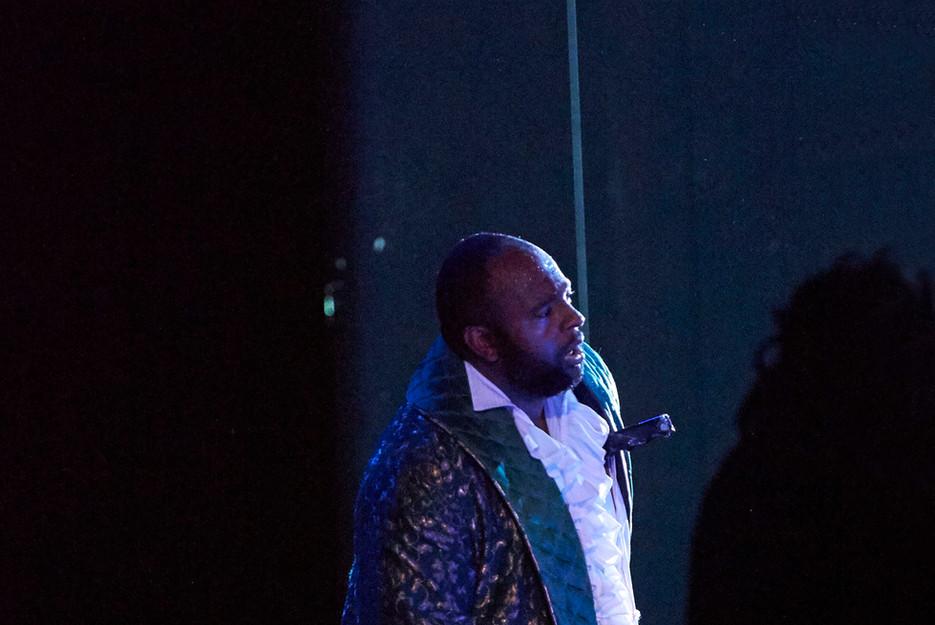 Ryan Speedo Green as Commendatore in Don Giovanni