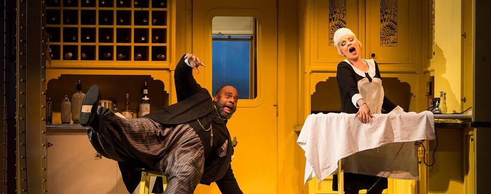 Ryan Speedo Green as Osmin in Die Entführung aus dem Serail