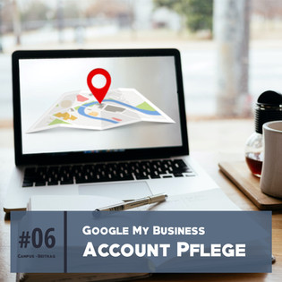 Google My Business aufsetzen