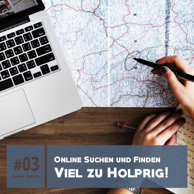 Online Buchung Camping