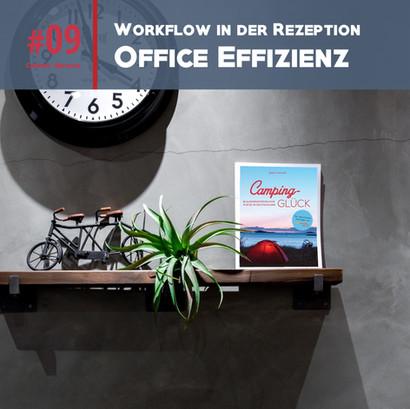 Workflow in der Rezeption - Das Tagesgeschäft effektiv gestallten