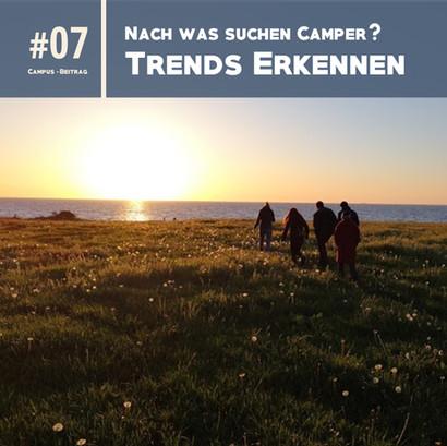 Google Trends: Nach was suchen Camper?