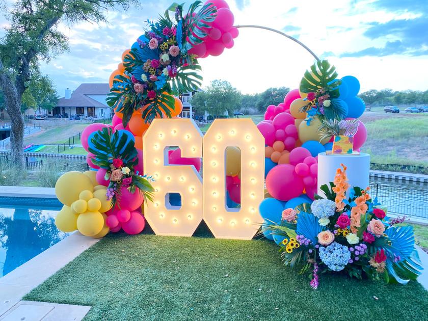 60th Birthday Dinner