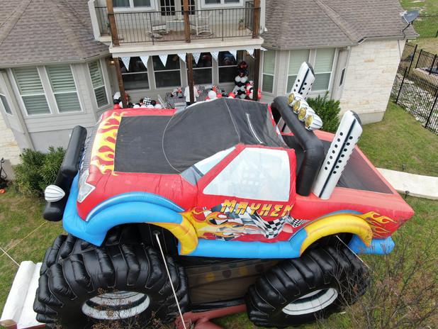 Race Car Themed Party