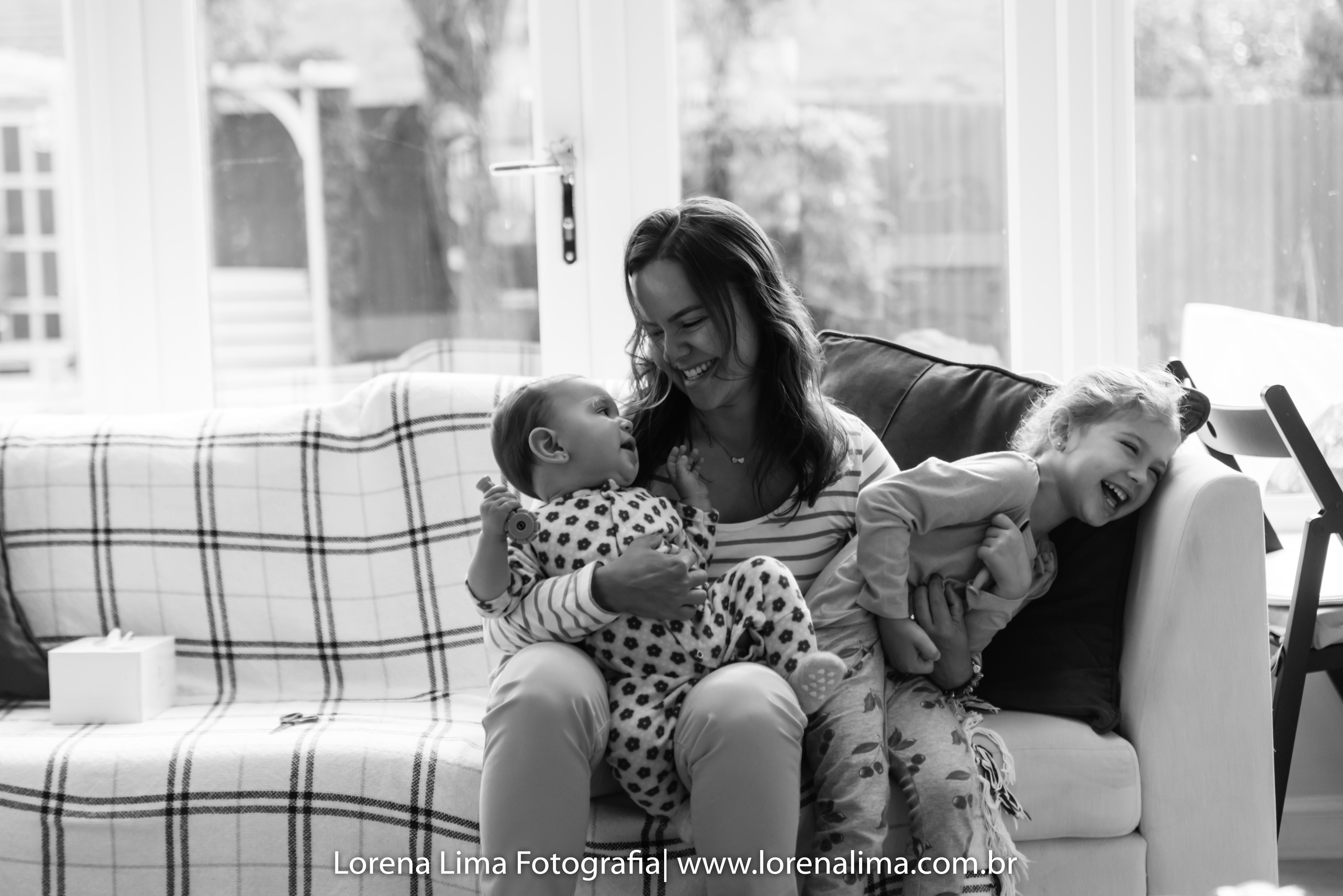 Fotografia documental de família | Projeto Vida de mãe