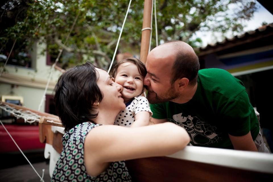 fotografia família documental
