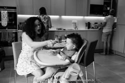 Fotografia documental de família   Projeto Vida de mãe