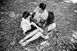 Ensaio de família lifestyle