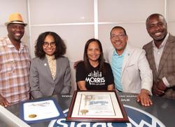 Morris Media. Studios 5th Anniversary