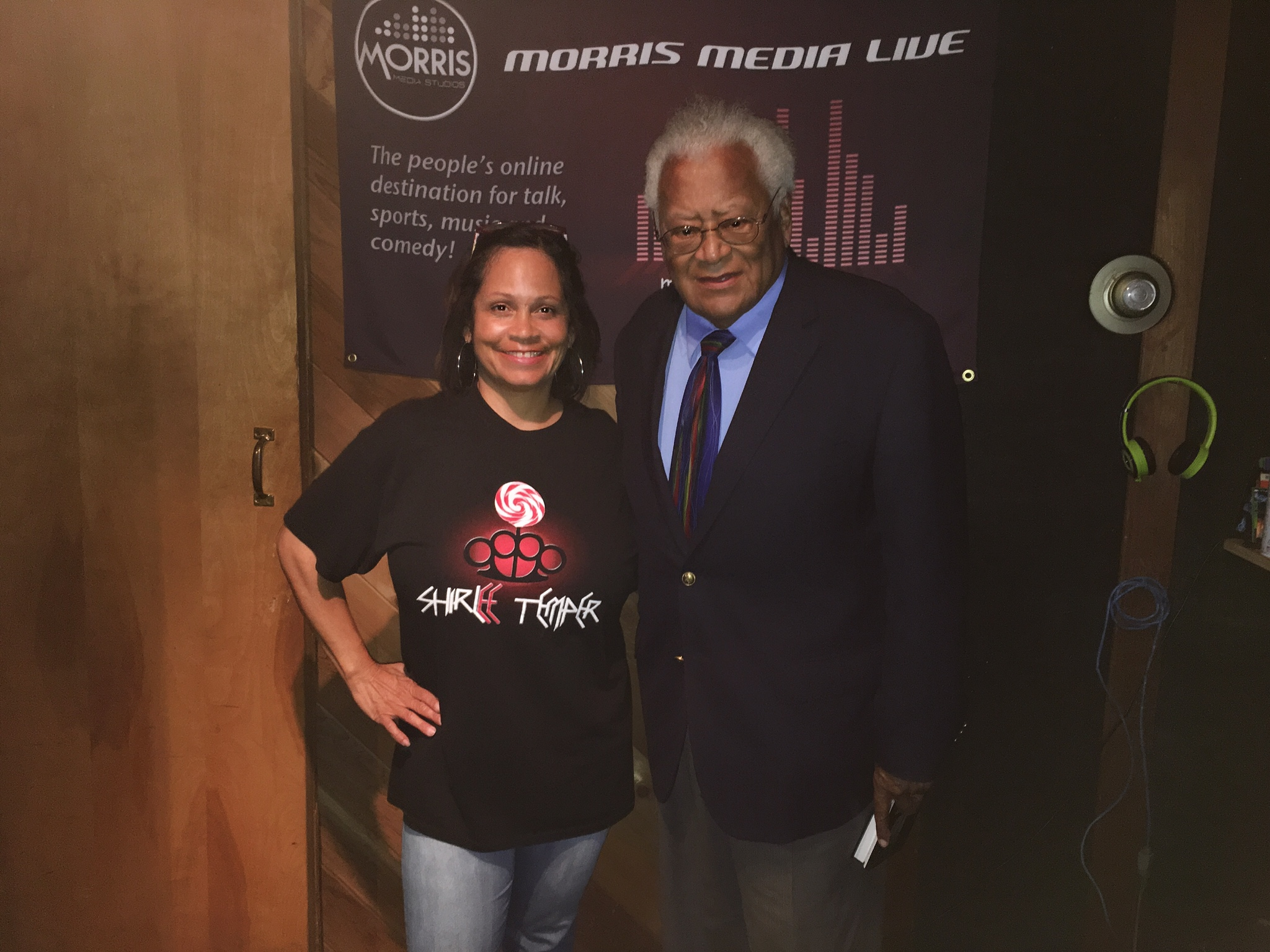 The Poetess and Dr. James Lawson