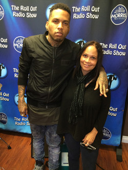 THE POETESS AND KID INK