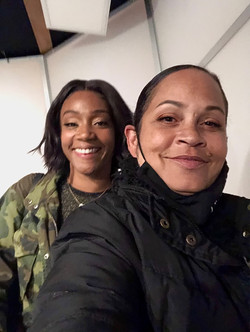 Tiffany Haddish and The Poetess