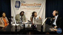 The BusinessZone w/Crystal & Gilbert