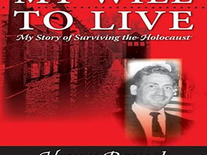 Now on Audible: My Will to Live
