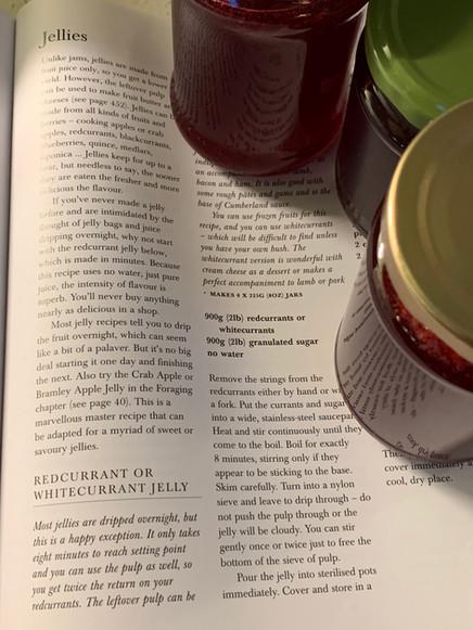Jelly recipe