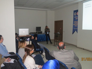 Report from MIPS course in Ankara