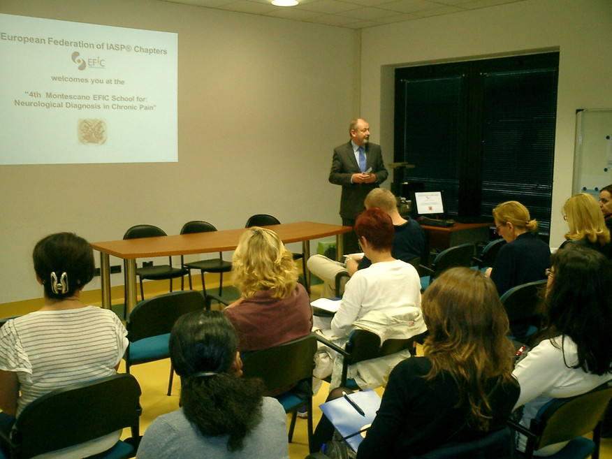 Hans G Kress opening the 4th edition 201
