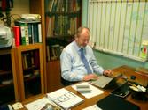 Haans Kress in Roberto casale office 201