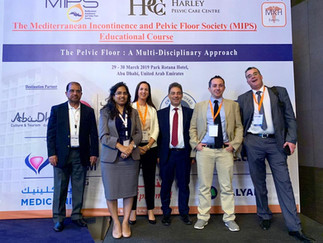 Report from MIPS Course in Abu Dhabi