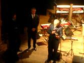 Giustino varrassi at the opening.JPG