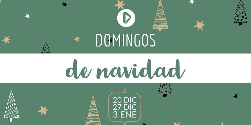 DOMINGOS DE NAVIDAD