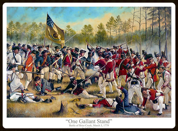 """One Gallant Stand"""