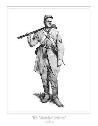 6th Mississippi Infantry