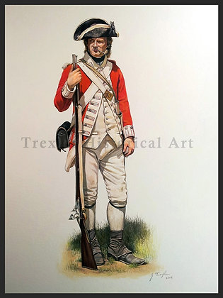 """43rd Regiment of Foot"""