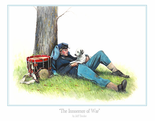 """The Innocence of War"""