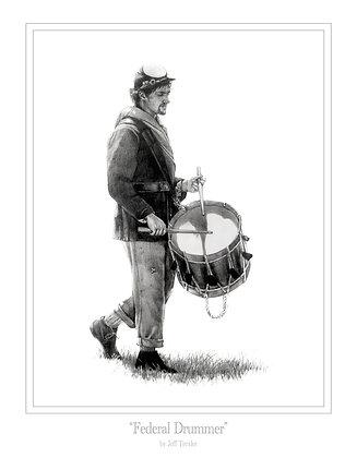 """Federal Drummer"""