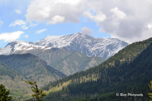 Glimpses of Aru Valley