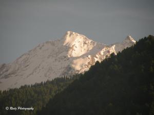 Mt. Kolahoi peak